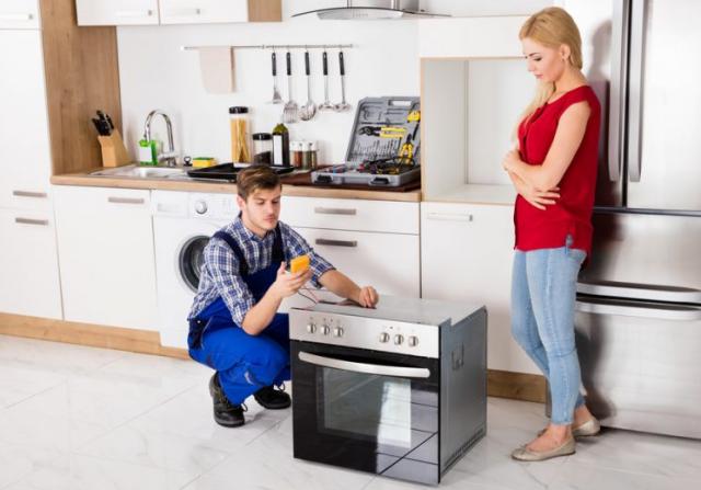 Как выбрать встраиваемый электрический духовой шкаф