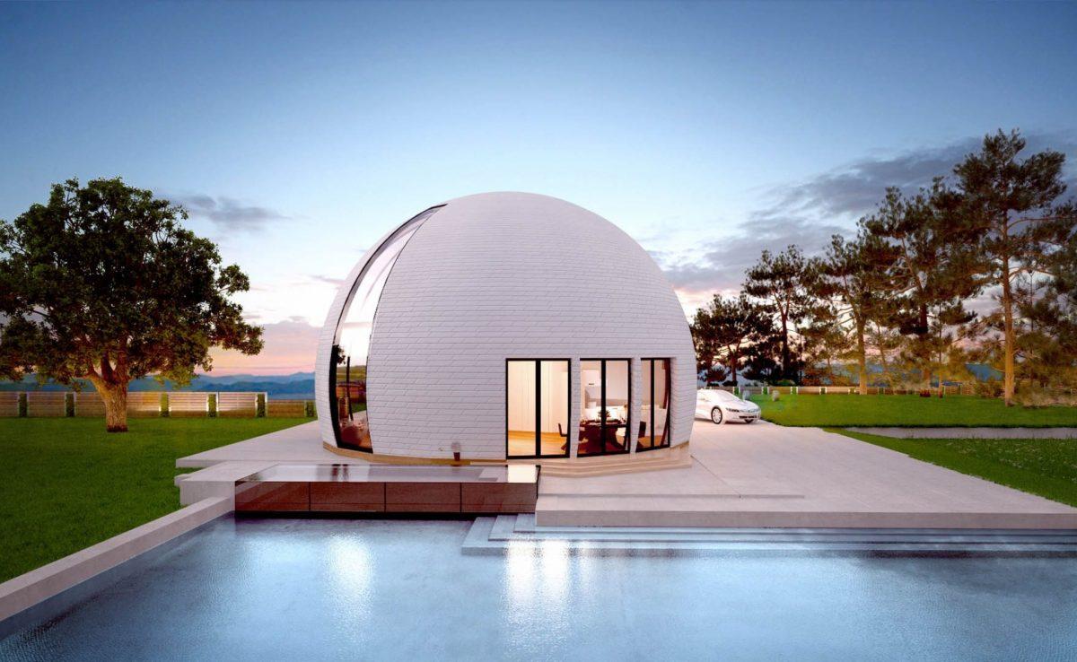 Купольные дома технологии достоинства недостатки проекты цены фото планировки внутри
