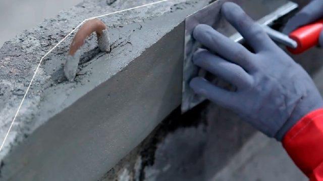 Ремонтно бетонная смесь в леруа барная стойка бетон