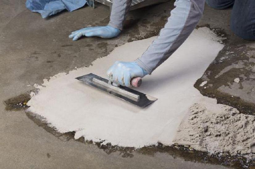 Ремонтная смесь для бетонных конструкций провода прогрева бетона