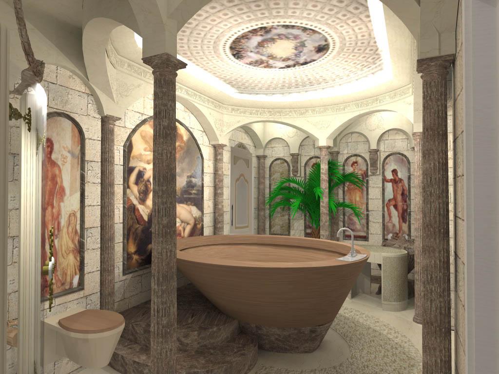 Бани в древнем риме - Всё о бане