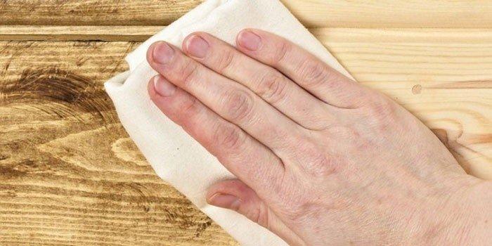 Как избавится от плесени в бане