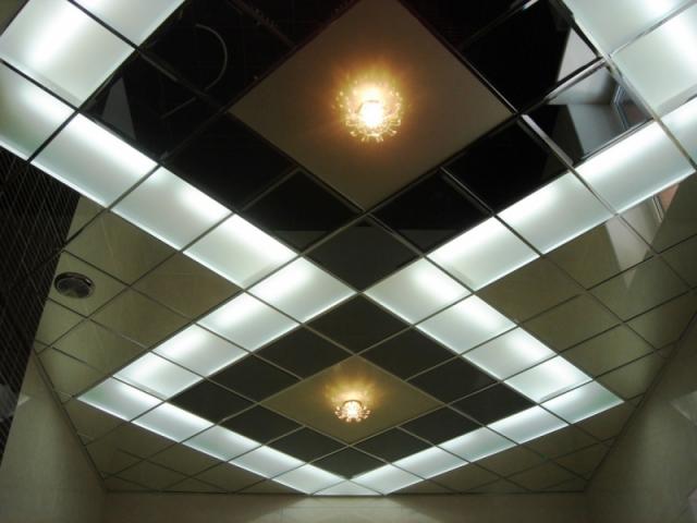 Комплектующие для потолка Армстронг