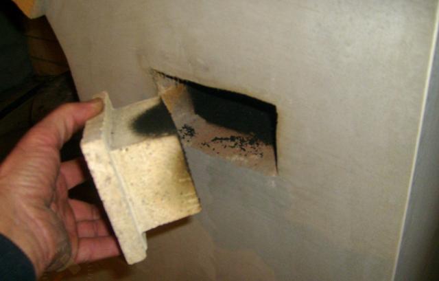Почему дымит печь в бане