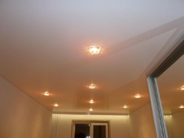 Как сделать потолок своими руками