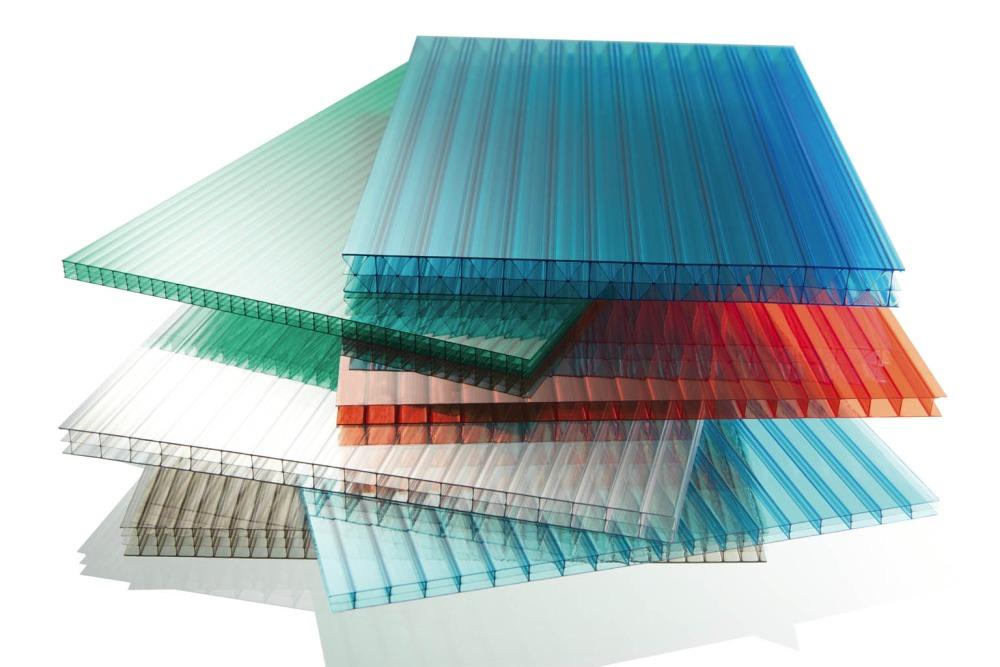 Характеристики монолитного поликарбоната