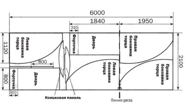 Как резать поликарбонат в домашних условиях