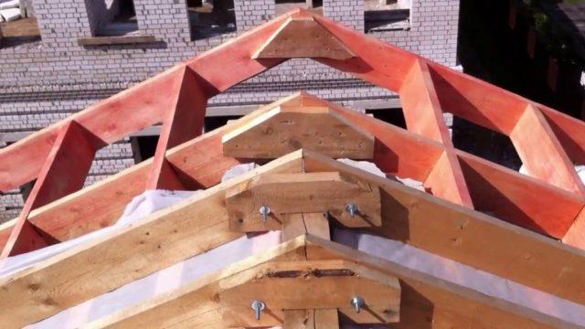 Кукушка на крыше: устройство, чертежи, монтаж