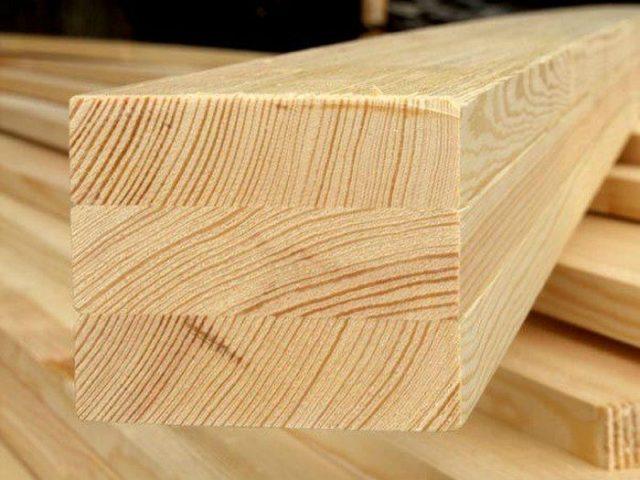 Двутавровые деревянные балки своими руками