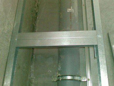 Дверцы для сантехнического шкафа