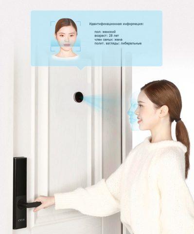 Видеоглазок для входной двери: с wifi, датчиком движения, панорамный