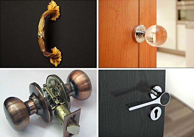 Межкомнатная дверная защелка: магнитная, с фиксатором, бесшумная