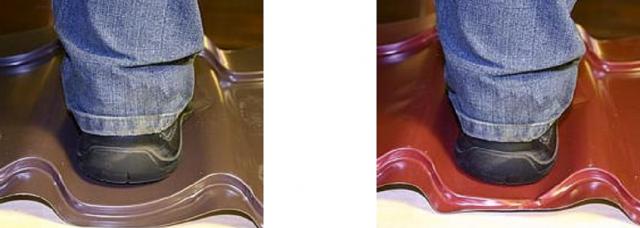 Металлочерепица с покрытием Пурал