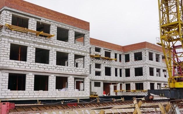 При строительстве объекта в Туле украдено несколько миллионов рублей