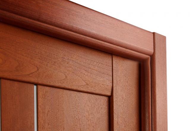 Установка наличников на межкомнатные двери: ширина, сколько нужно, как правильно прибить