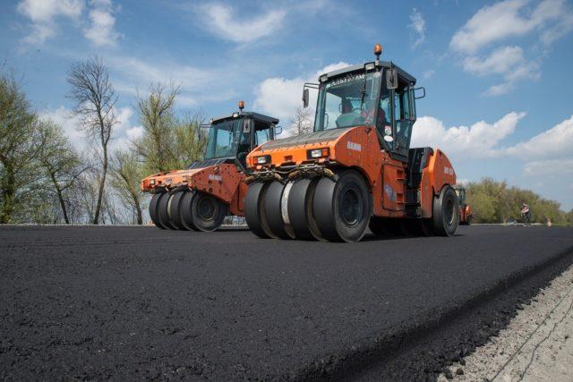 В Курске построят дорогу за 600 миллионов рублей