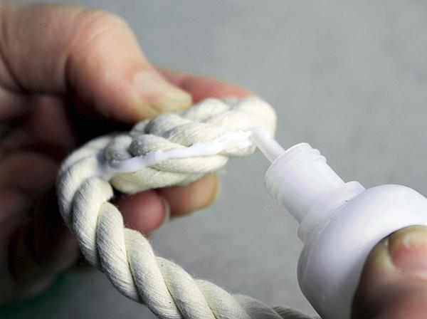 Декоративный шнур для натяжных потолков: способы монтажа и фото