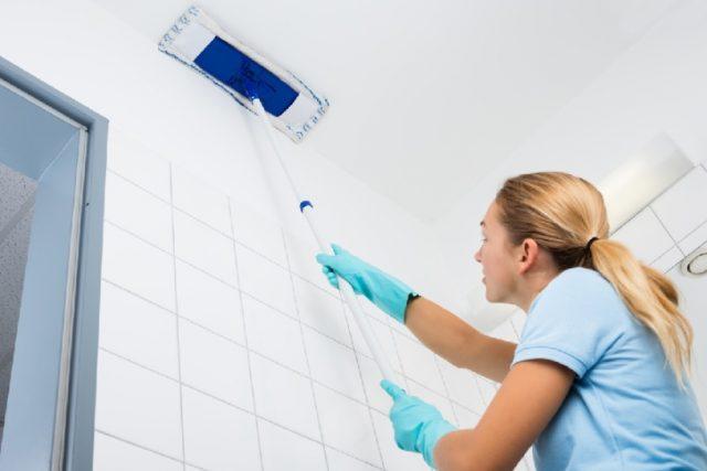 Натяжной потолок: можно ли красить глянцевый и матовый