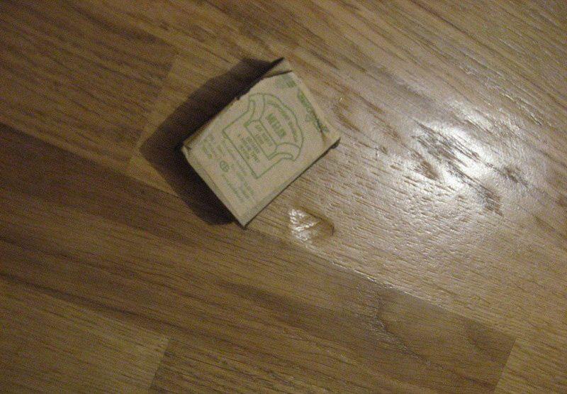 Как распрямить линолеум на полу