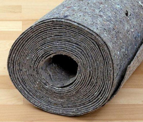 Утеплитель под линолеум на бетонный пол: виды и правила монтажа