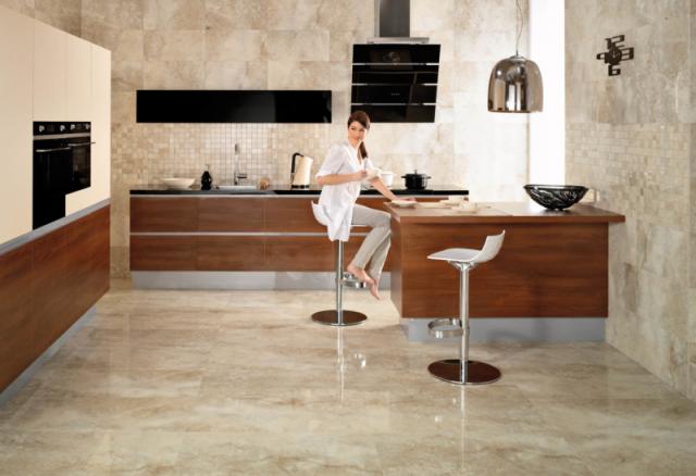 Ламинат или плитка на кухне: плюсы и минусы, отзывы