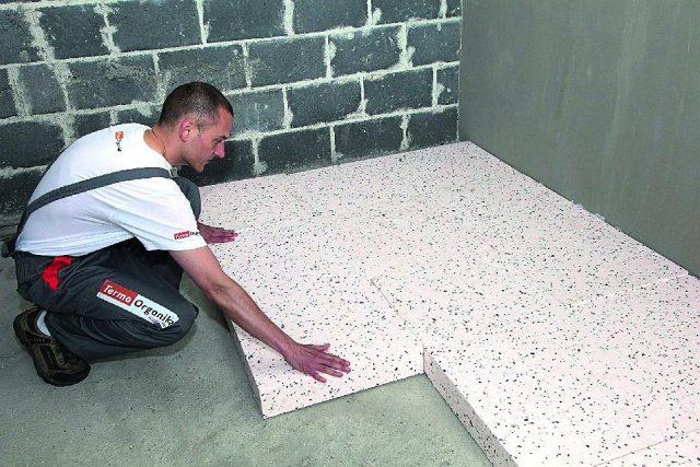 Пол в гараже: чем утеплить бетонный и деревянный