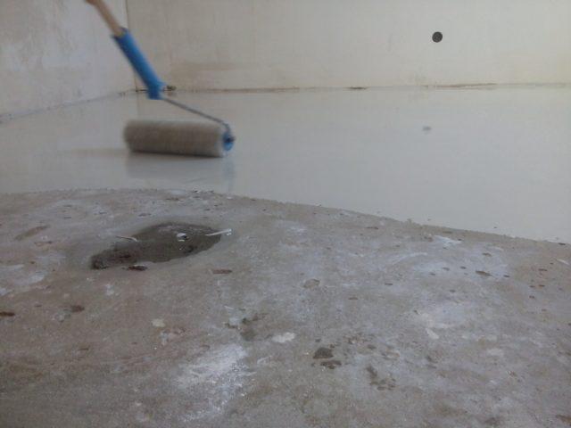 Какой наливной пол лучше: гипсовый или цементный