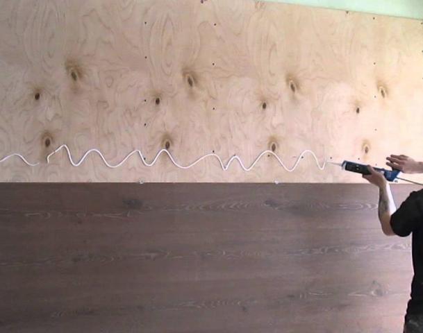 Фартук из ламината для кухни: фото и видео, как сделать своими руками