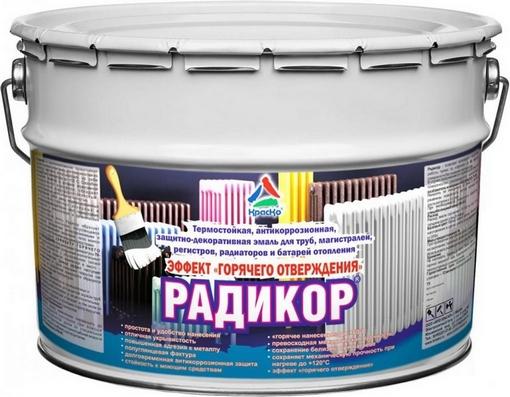 Можно ли красить горячие батареи отопления краской и эмалью