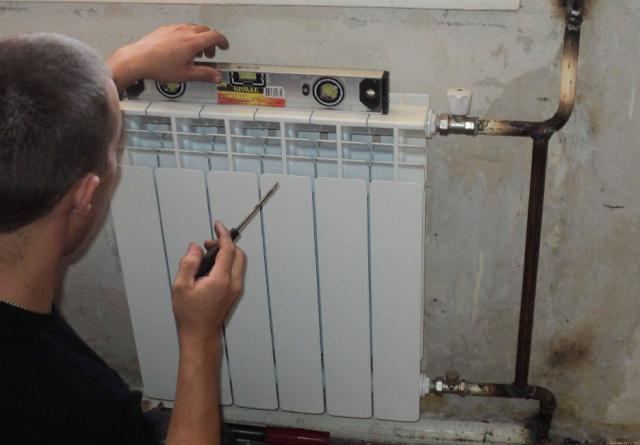 Соединение секций радиаторов отопления между собой