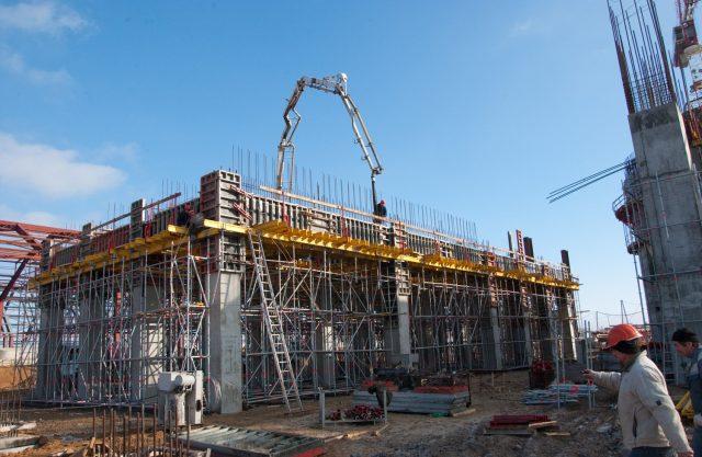 Новинки в области строительства промышленных предприятий