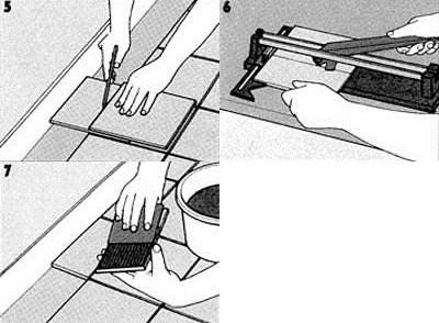 Можно ли уложить плитку на линолеум: пошаговая инструкция с видео и правила укладки