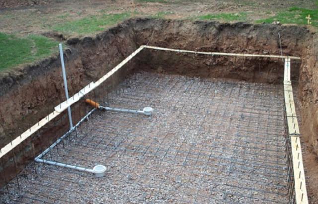 Строительство бетонного бассейна своими руками: пошаговая инструкция, фото