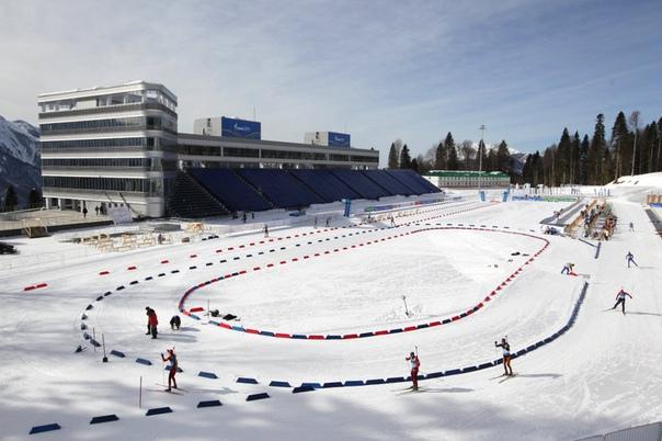 Строительство лыжно-биатлонной базы на территориях присоединенных в Казани