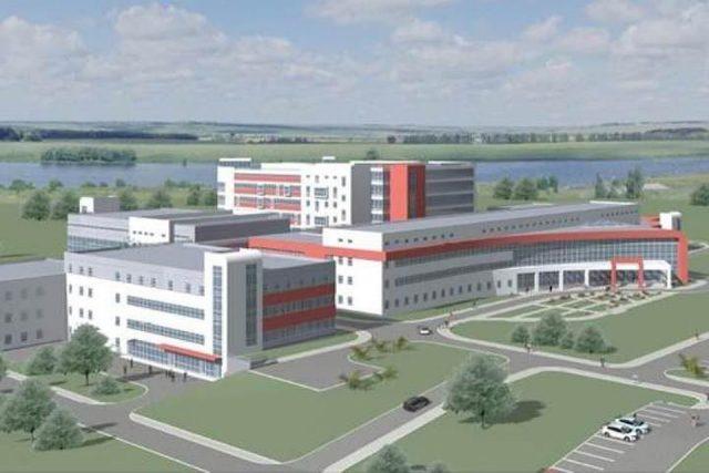 Строительство онкоцентра в Калининградской области планируют завершить в 2022 году