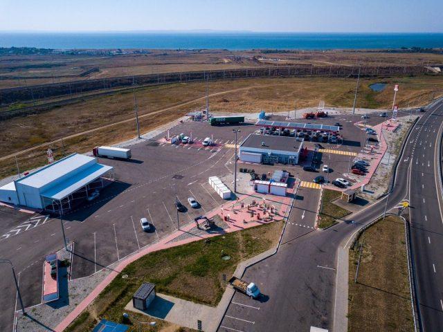 В Крыму в 2021 году продолжат создавать придорожный комфорт на трассе «Таврида»