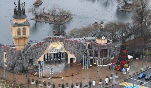 В Московском зоопарке планируют завершить в 2021 году работы по реконструкции пешеходного моста