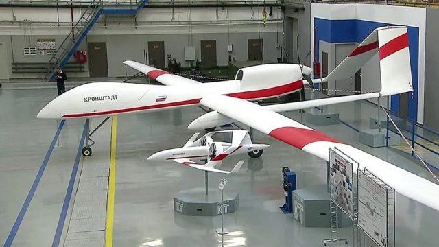 В Дубне начато строительство первого в РФ завода ударных беспилотников