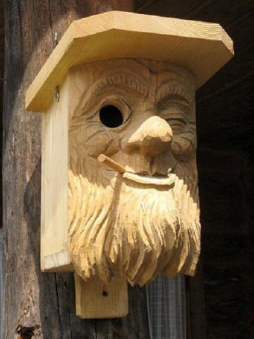 Скворечник из дерева: как сделать своими руками, чертежи, схемы, фото