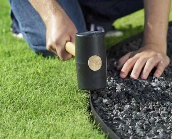Какой щебень лучше выбрать для садовых дорожек