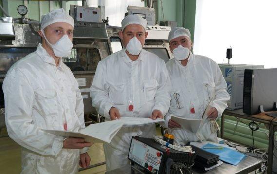 """Компания """"Росатома"""" ТВЭЛ завершила испытания атомного инновационного РЕМИКС-топлива"""