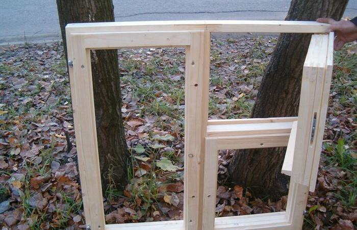 Деревянные окна своими руками ютуб