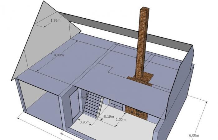 Мансардная крыша своими руками фото фото 180