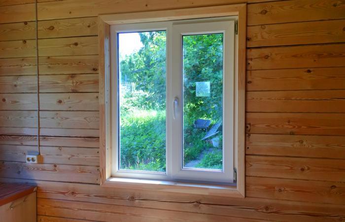 Утепление пластиковых окон на зиму снаружи и внутри своими руками Отделка окна в доме из клееного бруса