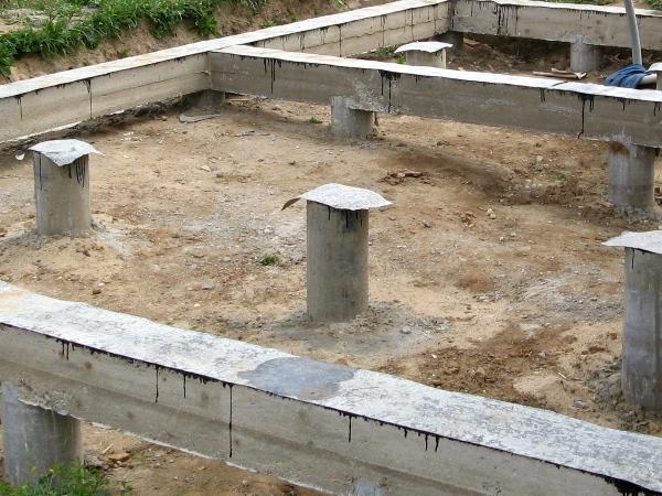 Как построить баню из керамзитоблоков своими руками фото 118