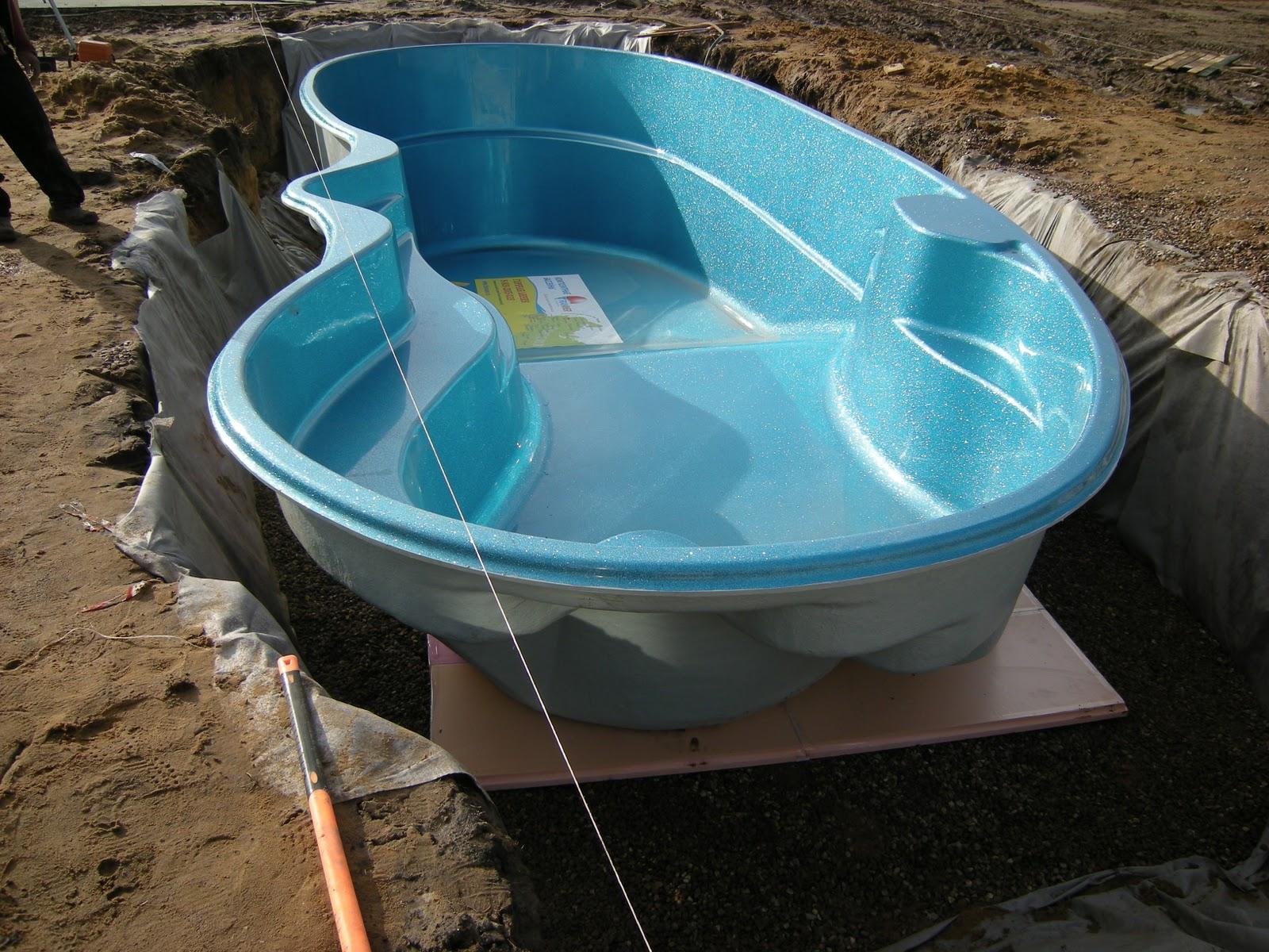 Как построить бассейн своими руками на даче 58