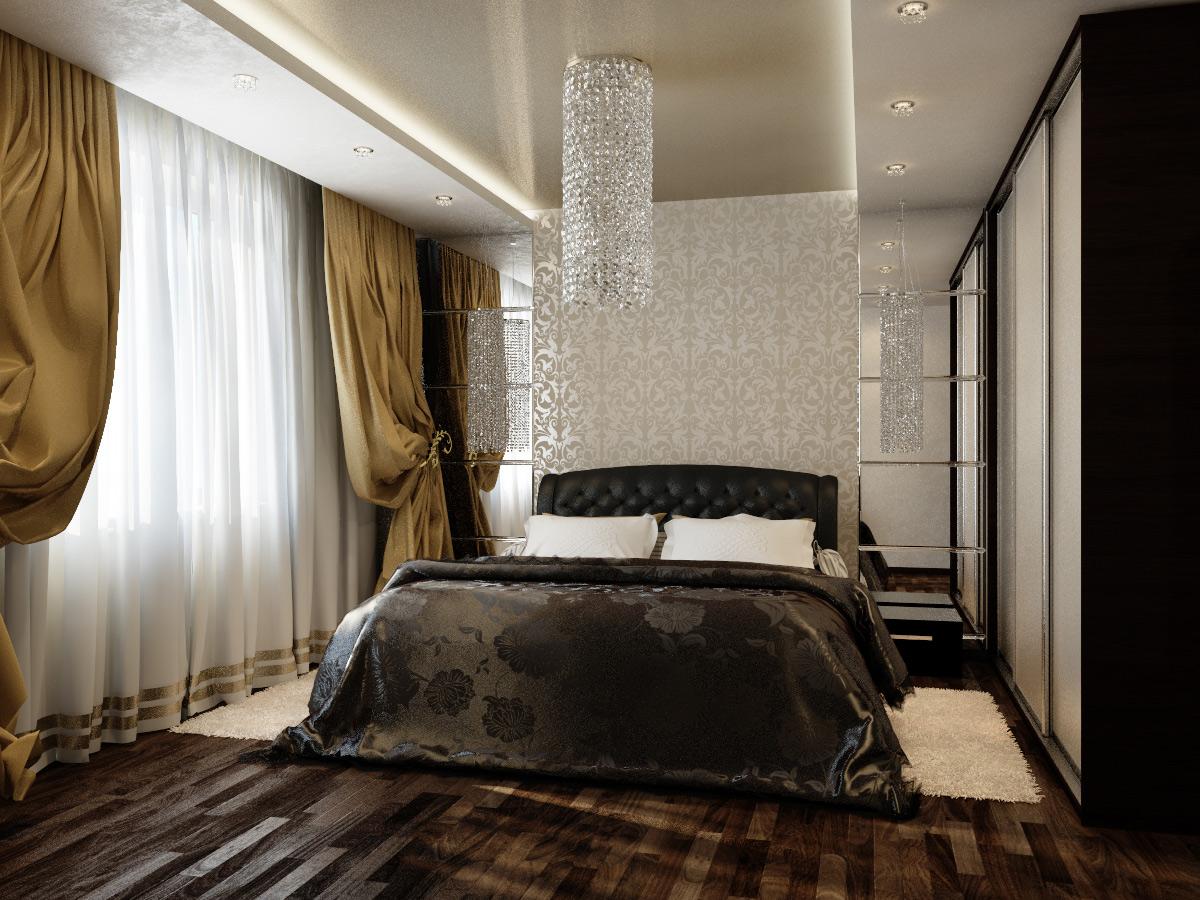 Взрослая спальня дизайн