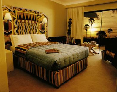 Спальня в африканском стиле своими руками