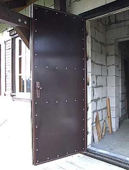 Утеплитель двери