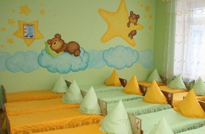 Оформление спален в детском саду своими руками